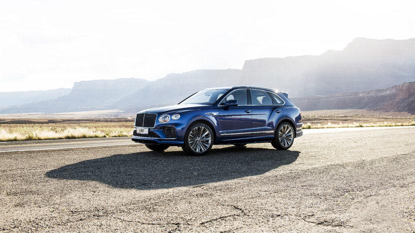 Bentley, Bentayga, Bentayga Speed, SUV, Cars