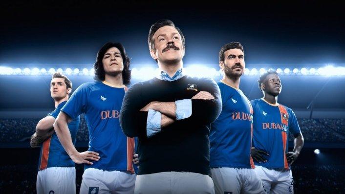 Ted Lasso, DubaiAir, Dubai Air, Airline, AFC Richmond, Apple tv+, Original, Jason Sudeikis