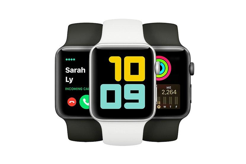 Apple, Apple watch, Apple Watch SE, Smartwatch, Fitness, Technology