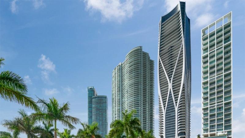 Zaha Hadid, Miami, Thousand Museum Residences, Architecture
