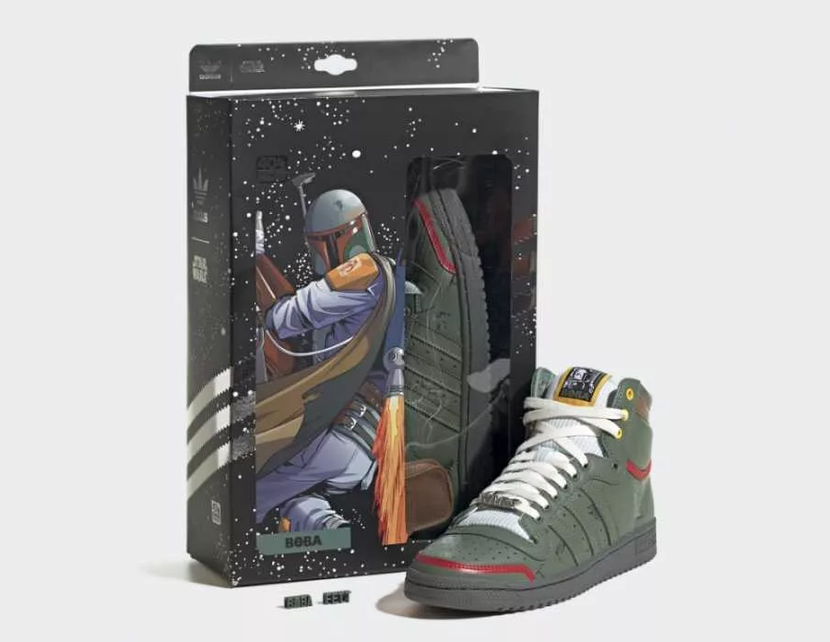 Adidas, Sneakers, Shoes, The Mandalorian, Baby Yoda