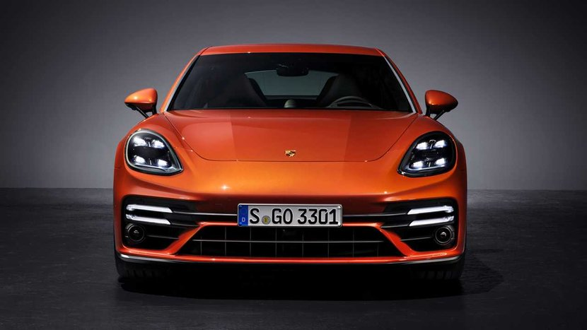 Porsche, Panamera, Car, Motor, #BK