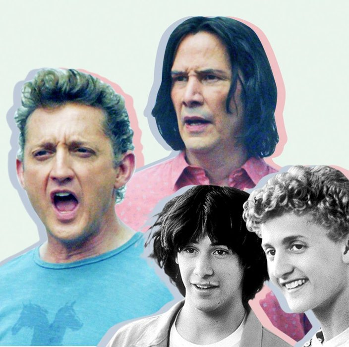 Bill and Ted, Movie