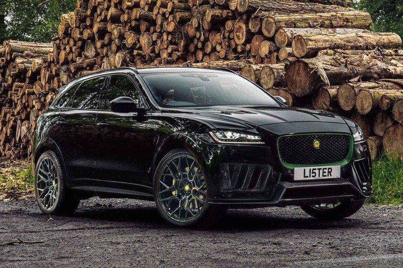 Lister, Lister Automobiles, Rolls-Royce, Bentley, SUV, Cars