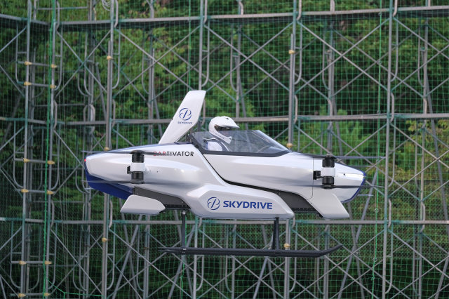 Skydrive, Toyota, Flying Car, Air Taxis, Air Taxi, Tokyo
