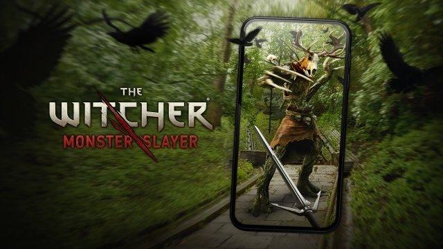 The Witcher, Netflix, AR, Video games, Smartphone