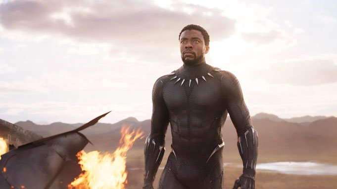 King T'Challa, Black Panther, Chadwick Boseman, Marvel Tribute, Marvel Movie