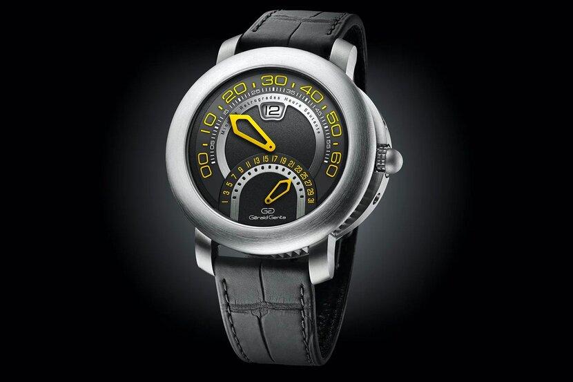 Gerald genta, Bvlgari, Bulgari, Watches