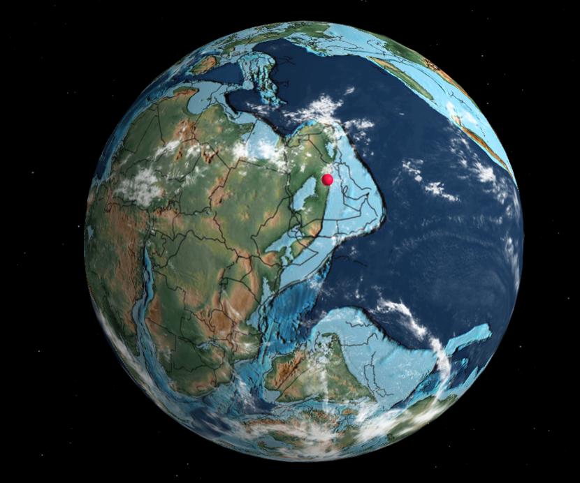 Riyadh, Saudi Arabia, Jeddah, Ancient Earth Globe, How the earth has changed