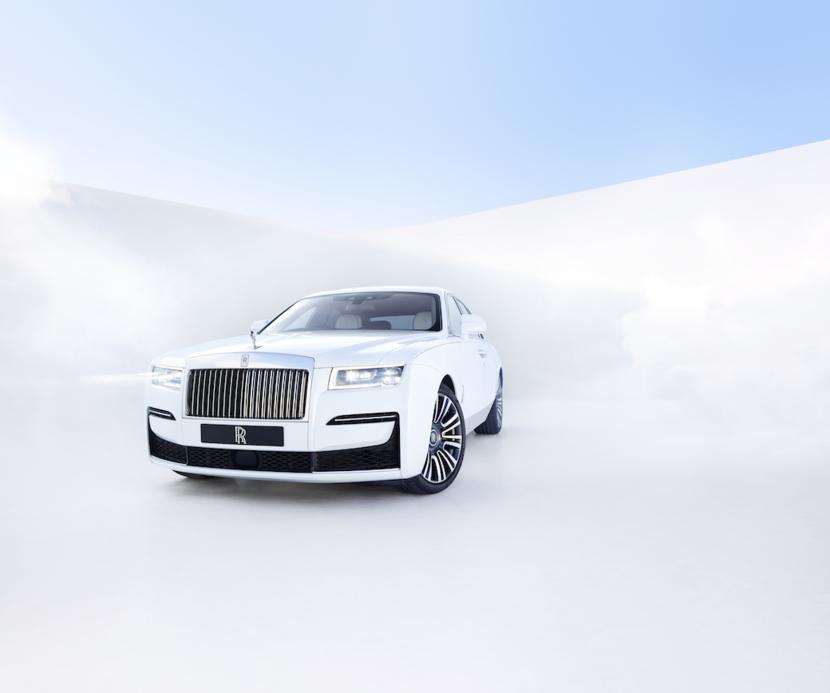 Rolls-Royce, Ghost, New Ghost, Motor, Cars, Tech