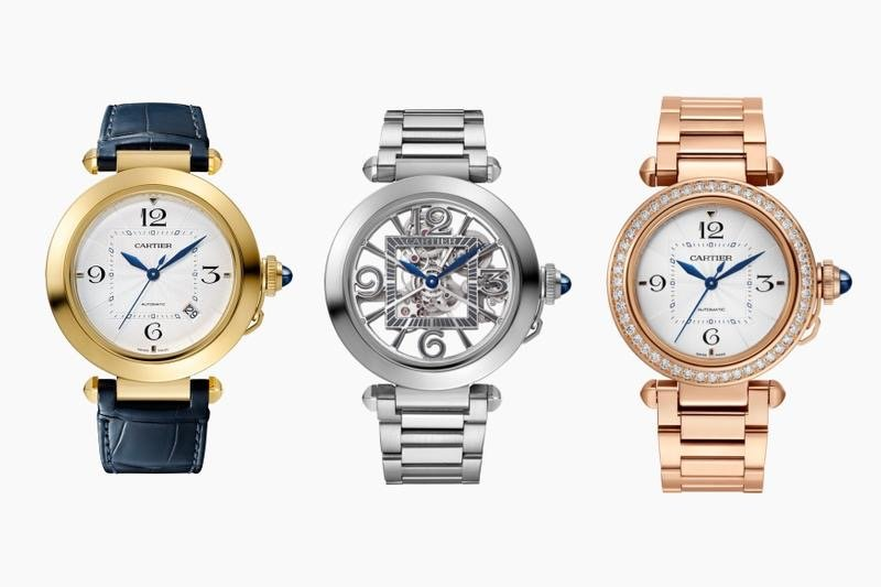 Cartier, Pasha de Cartier, Watches, New watch