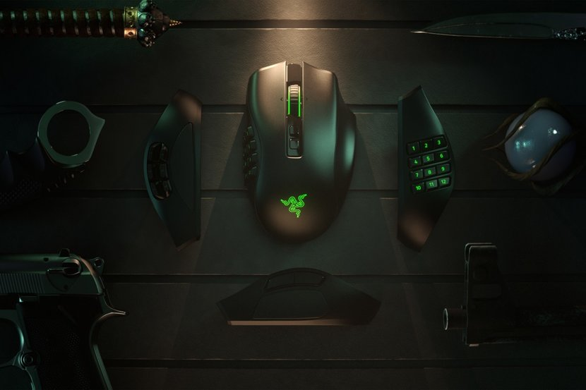 Razer, Mouse, Gaming, PC Gaming