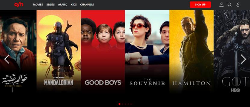 Paramount+, Paramount, Streaming, OSN