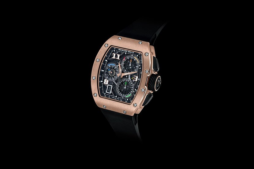 Richard Mille, RM, RM-72-01, Watches, Chronograph