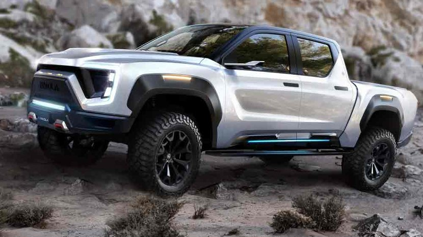 NIkola, GM, Tesla, Electric ars, Electric trucks, Truck, Pickup truck, Car