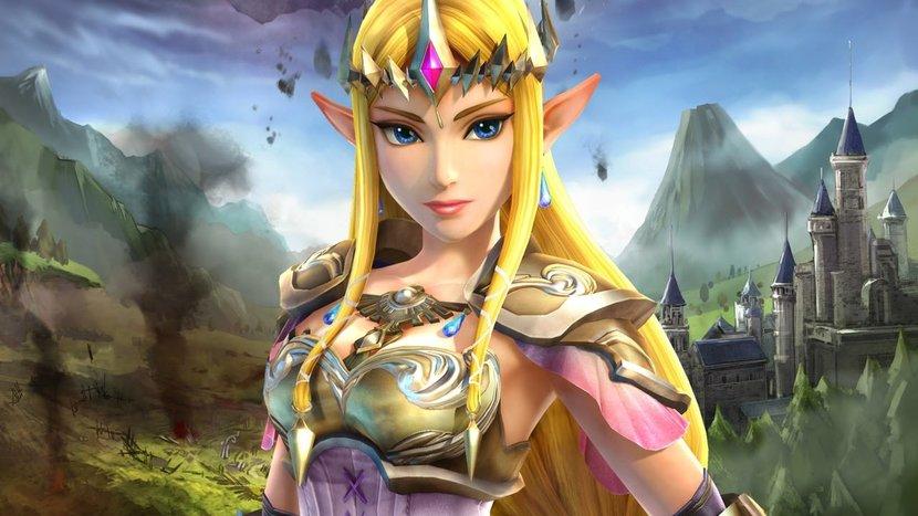 Zelda, Hyrule Warriors, Nintendo, Koei Techmo