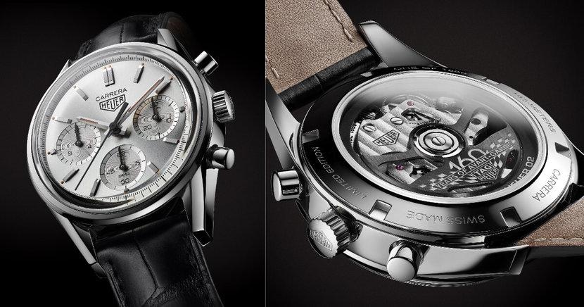 TAG Huer, Carrera, Watches, Chronograph
