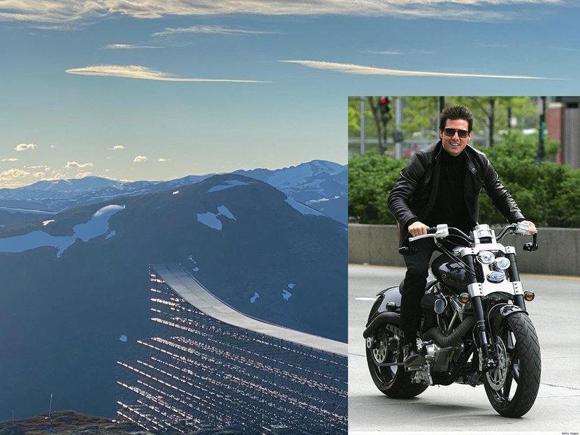 Tom Cruise, Mission Impossible, MI7, Stunts, Film, TV, Movies, Cinema