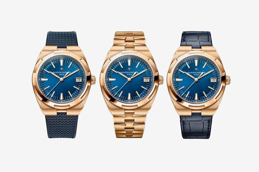 VC, Vacheron Constantin, Watches, Overseas