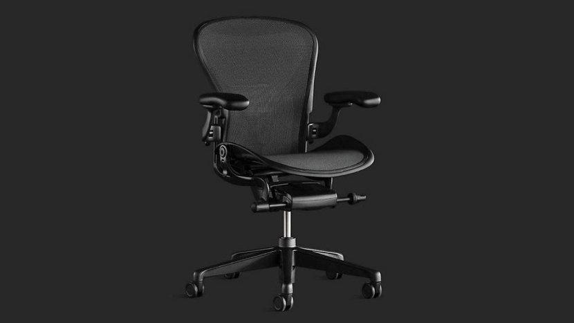 Herman Miller, Aeron Chair, Gaming, Gaming Chair