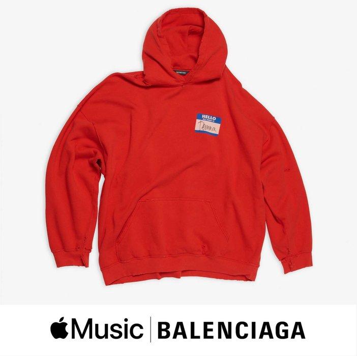 Balenciaga, Music, Exclusive drops