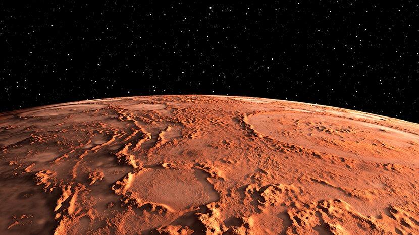 Mars, Hope Probe, UAE, The Hope Probe, Nasa