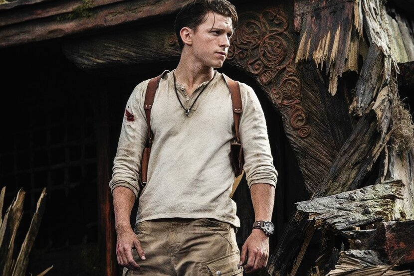 First images of Tom Holland as Nathan Drake are here - Esquire Middle East