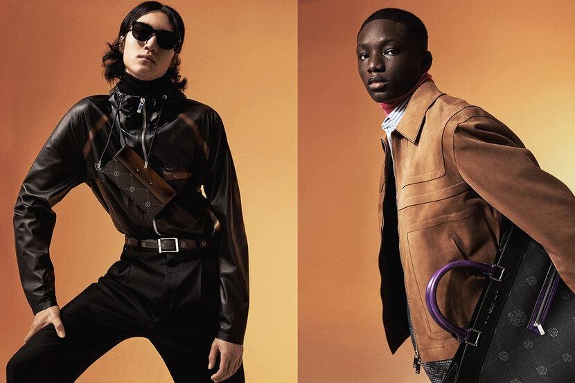 Berluti, SS21, Krissvanassche, Middle East, Leather