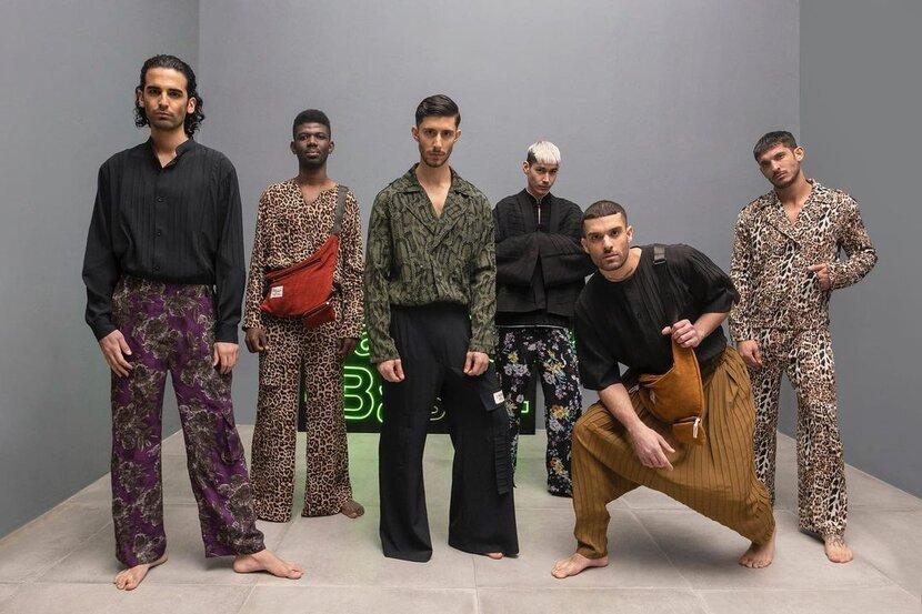Arab Fashion Week Men's, Men's Fashion Arab, Arab fashion, Men's fashion week, Arab, Dubai