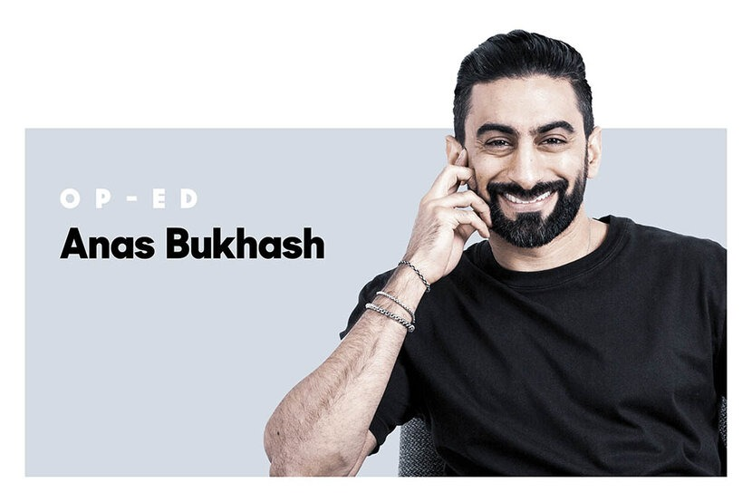 Anas Bukhash, Esquire, Column, How are you really doing?, Mental health, #ABtalks