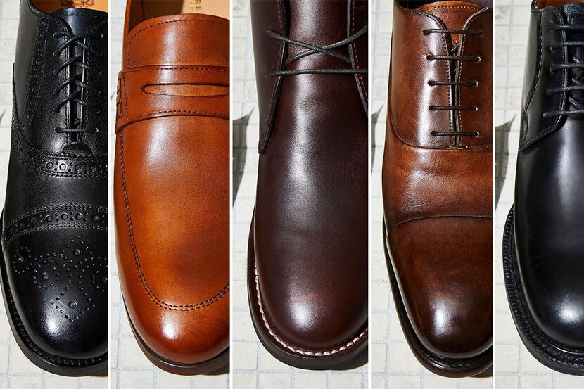 Shoes, Men's, Formal, Loafers, Brouges, Oxford, Derbies, Chukka