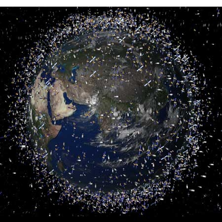 Exit notes, Space, Tech, Technology, Old satellites, Satellites, Broken, What happens to satellites, Space junk, Debris