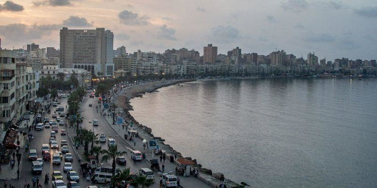 Alexandria, Architecture, Property developers, Rebuilding, Egypt, Max Siegelbaum