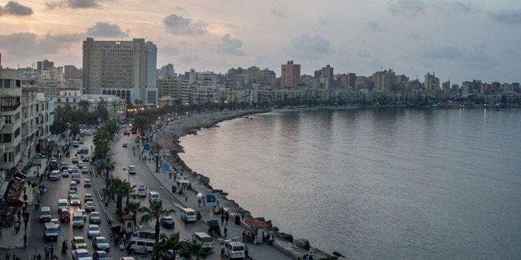 Alexandria, Architecture, Property developers, Rebuilding, Egypt, Max Siegelbaum