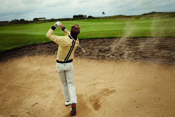 Dunhill links, Dunhill, Dunhill links collection, Stylish golfwear, Cool golf clothes, Alfred Dunhill