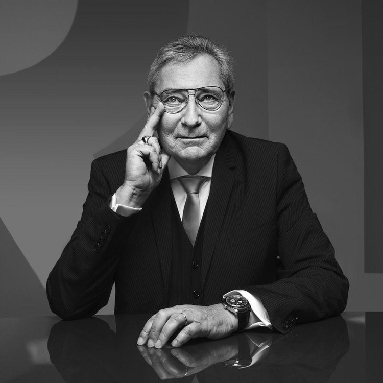 Roger Dubuis, Roger Dubuis Interview, Mr Roger Dubuis, Roger Dubuis Excalibur, Interview Roger Dubuis
