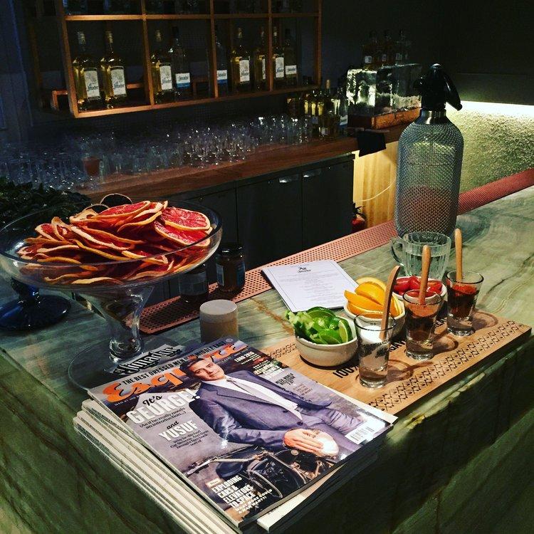 Cocktail Kitchen, Esquire Drinks Club, Esquire, Tequila, Dubai, JLT, Cocktails