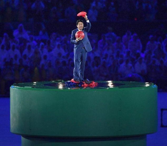 Tokyo Olympics, Tokyo, Olympics, Japan, Prime minister, Mario, Super Mario