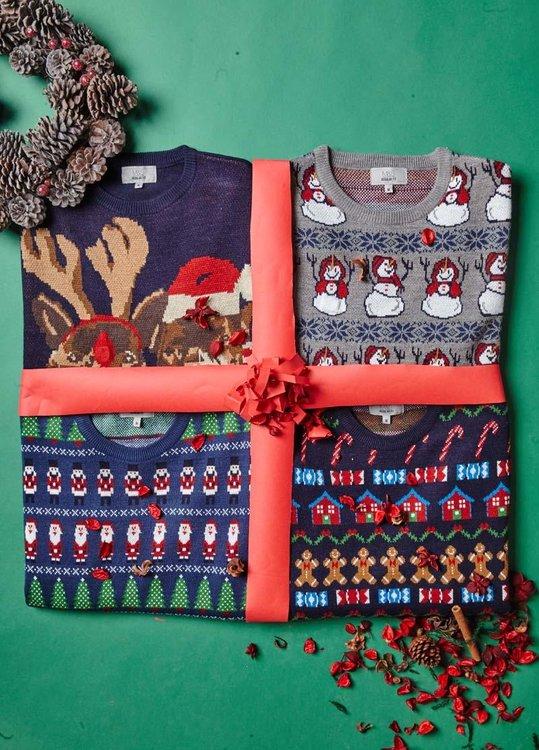 Christmas jumper, Christmas, Jumper, Marks & Spencer, Dubai