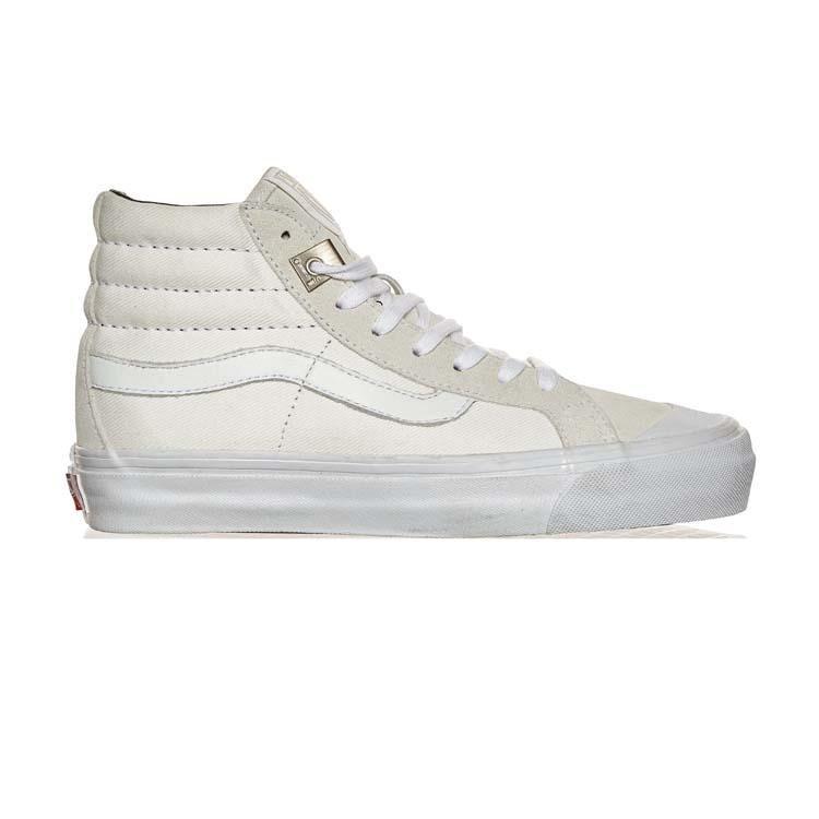 Vans OG Style 138 SK8 High - White - Dhs 780