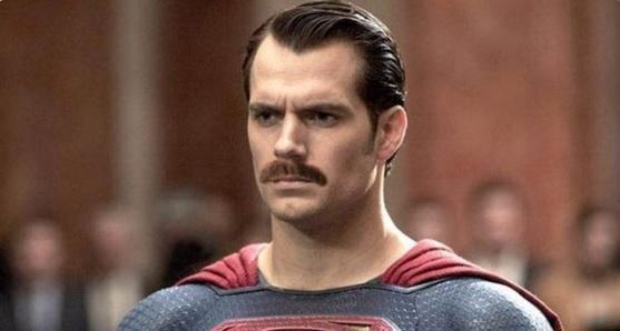 Superman, Moustache, DC, $25 million, Chris Evans, Avengers, Captain America Beard