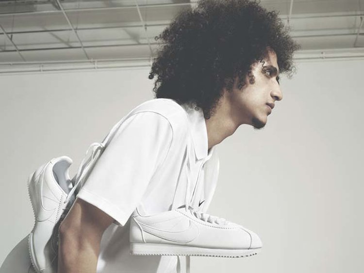 Nike, Sneaker, Sneakerheads, Omar Abdulrahman, All-White Collection, Sneakers, Trainers, Amouri, UAE, Dubai, Esquire, Middle East