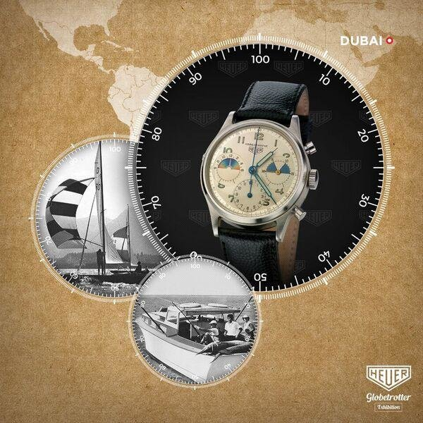 Dubai, Tag Heuer, TAG, Watch, Watches, Retro watches, Vintage watches