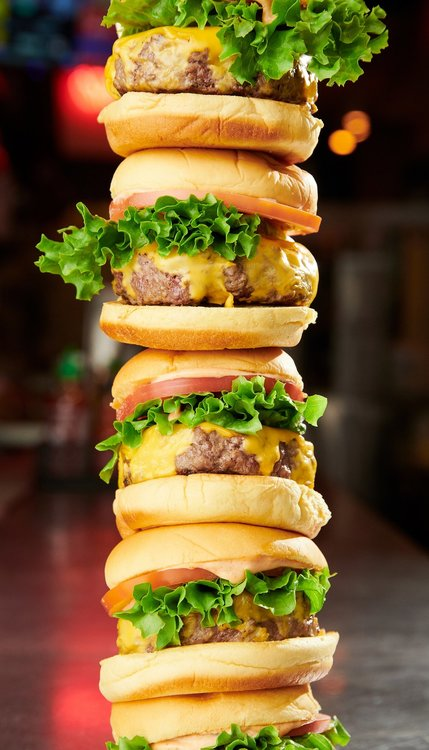 Black Tap, Burger