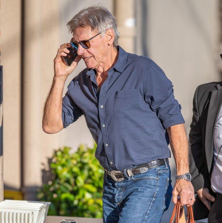 Harrison Ford, Breitling