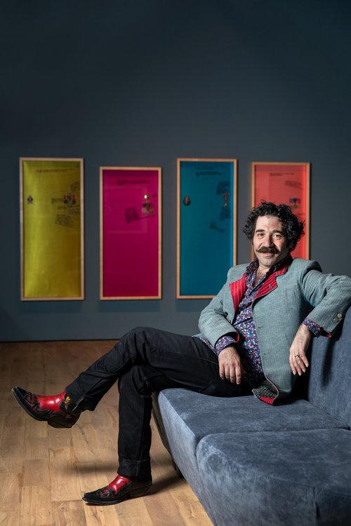 Michael Rakowitz, Iraq, Artist